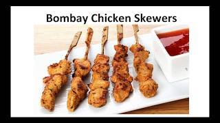 How To Make Chicken Kebabs | Marinade For Chicken Kebabs | Recipe For Chicken Kebabs | Chicken Satay