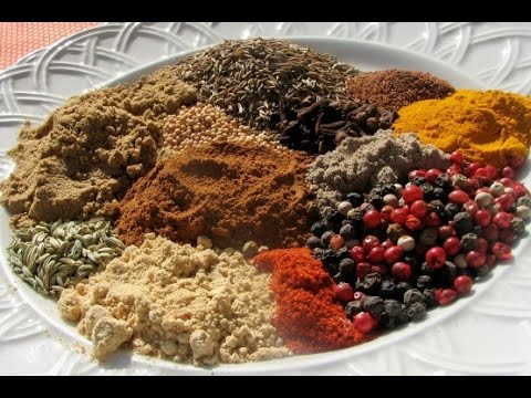 How do you make curry powder recipe