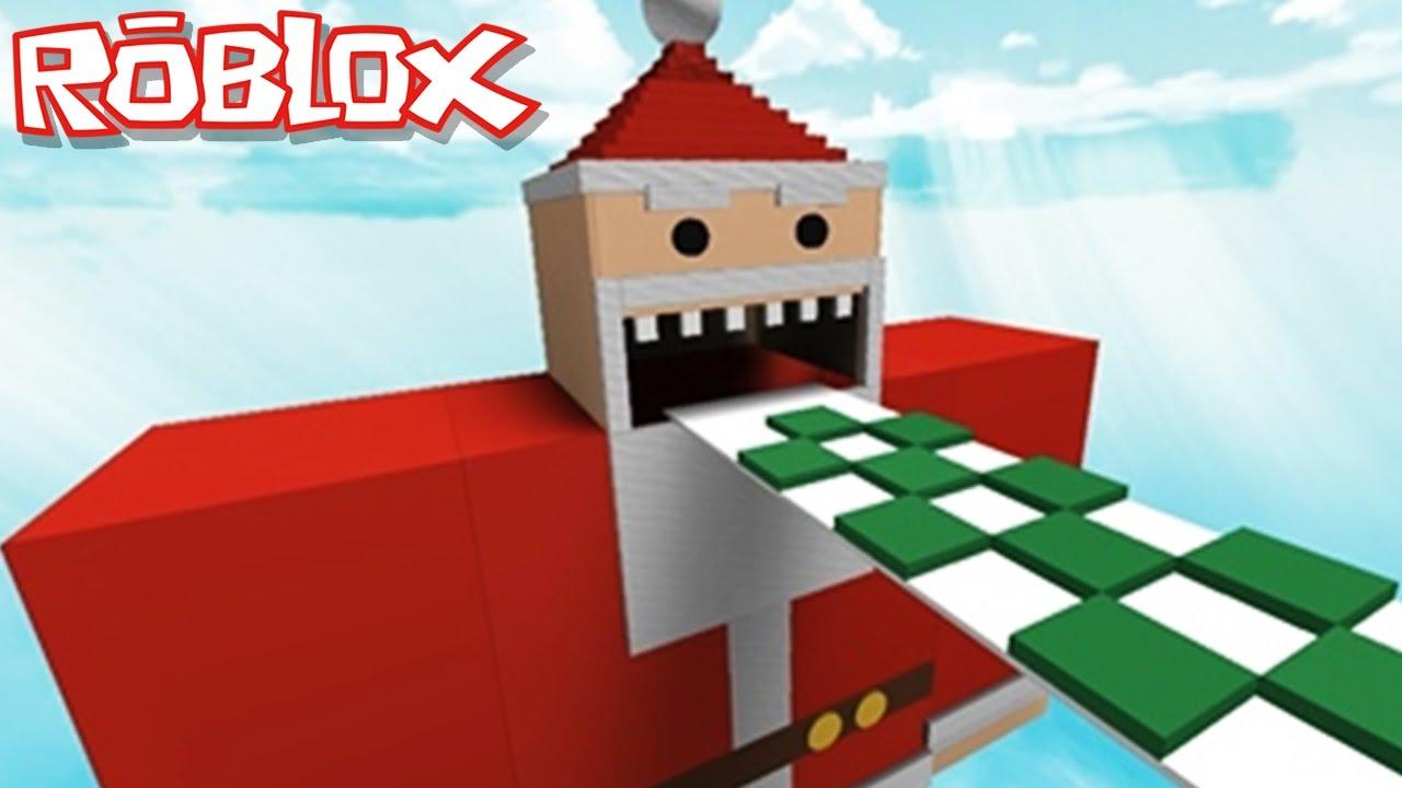 Christmas Roblox Id.Roblox Adventures Escape The Evil Santa Obby Christmas Is Evil