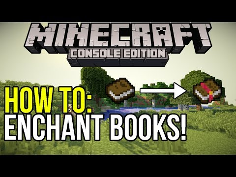 how to make a book in minecraft ps3