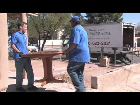 Society of Saint Vincent de Paul in Tucson