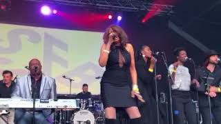 Leroy Burgess feat. Christine Wiltshire - 'Weekend' live in Amsterdam