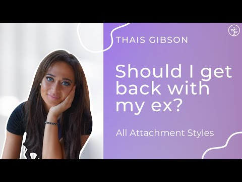 Should You Get Back with Your Ex? Things to Consider