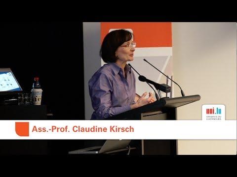 Claudine Kirsch: Forschungsorientierte Lehre im BScE
