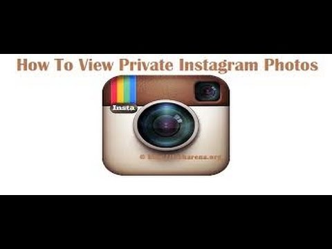 how to view private profile on instagram easily youtube. Black Bedroom Furniture Sets. Home Design Ideas