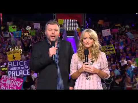 Big Brother Australia 2008 - Day 77 - Live Eviction #11