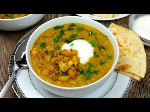 COCONUT CHICKPEA STEW RECIPE | EASY VEGAN DINNER IDEA | ONE POT MEAL