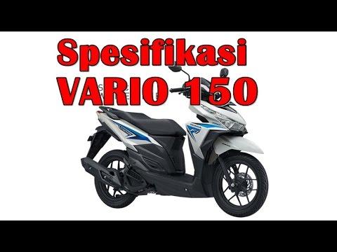Spesifikasi dan Harga Honda Vario 150 eSP FI