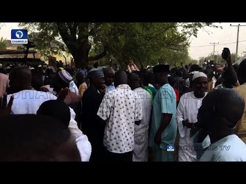 Voters React At Atiku's Polling Unit After Announcement Of Results There Mp3