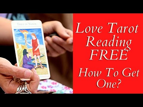 Love Tarot Reading FREE ❤ Where To Get One? ❤ How Does It Work?