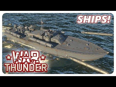New Ships PreBeta! - War Thunder - Live!
