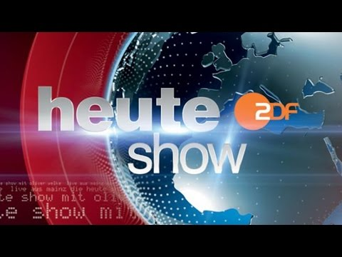 [English Subtitle] Heute Show from 18-Nov-2016