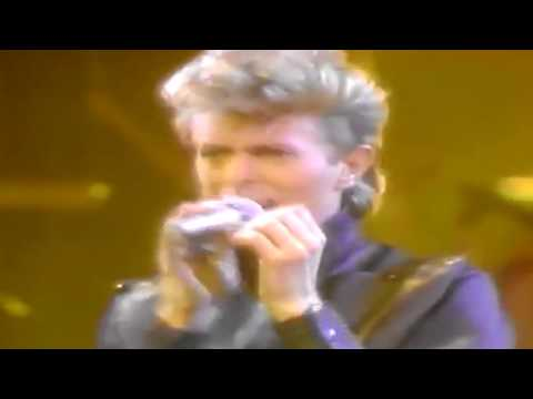 David Bowie -- Let's Dance Live Video HQ