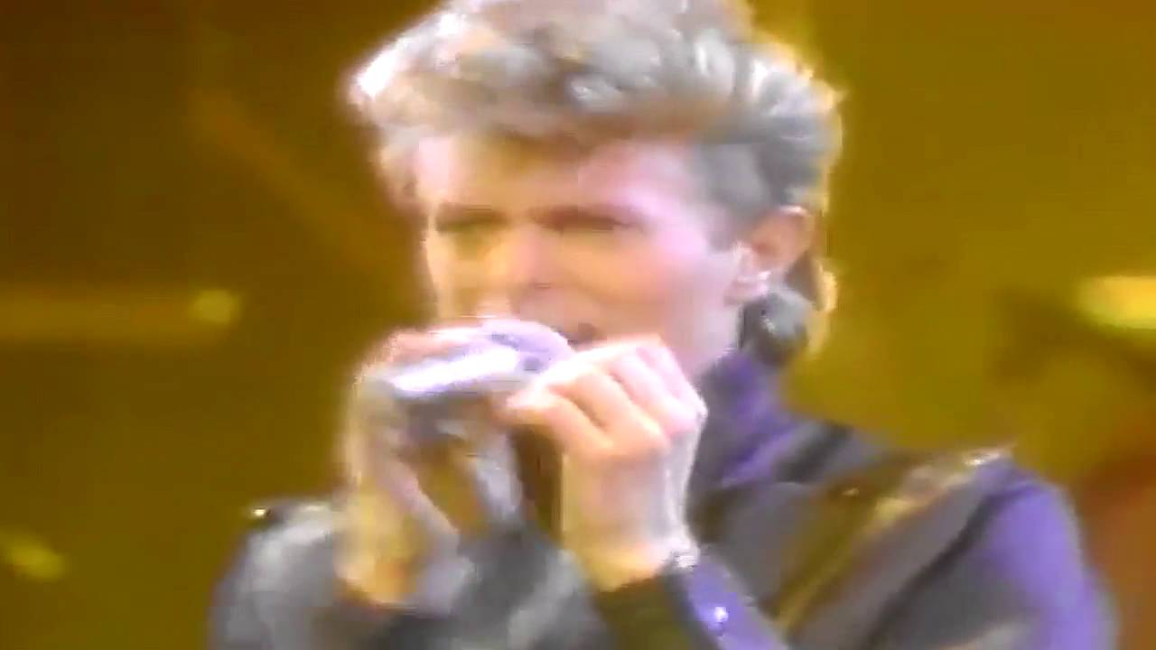 David Bowie Let S Dance Live Video Hq Youtube