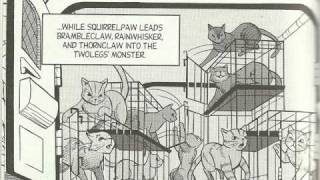 Graystripe and Millie book one The Lost Warrior preview