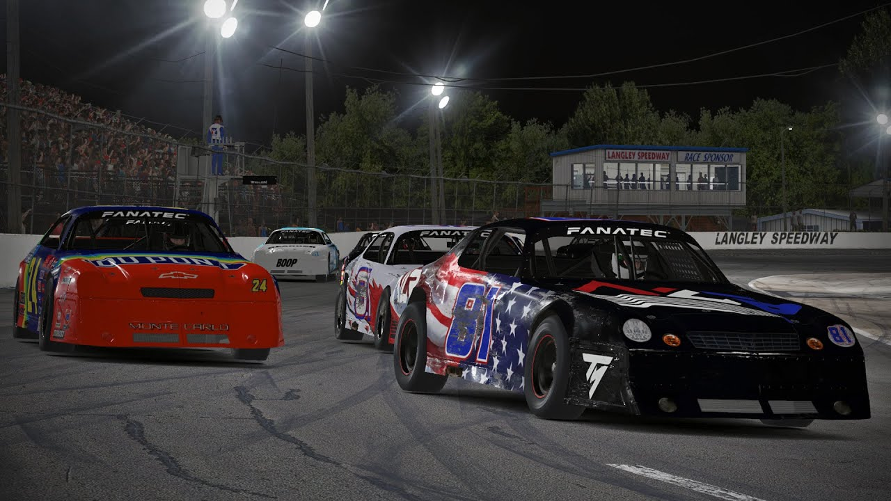iRacing OCRP League Race 10 at Langley!