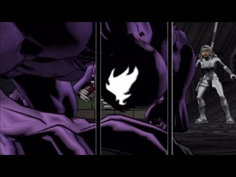 Ultimate Spider-Man - Walkthrough Part 13 - Chapter 13: The Great Escape (Venom Vs. Silver Sable)