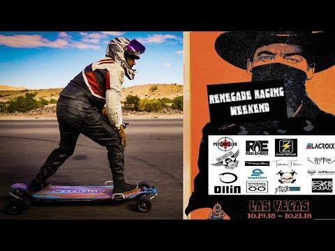 Epic Races - ESK8 Heaven - Vegas Renegade Weekend  Part 1