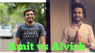 Amit bhadana VS Elvis Yadav
