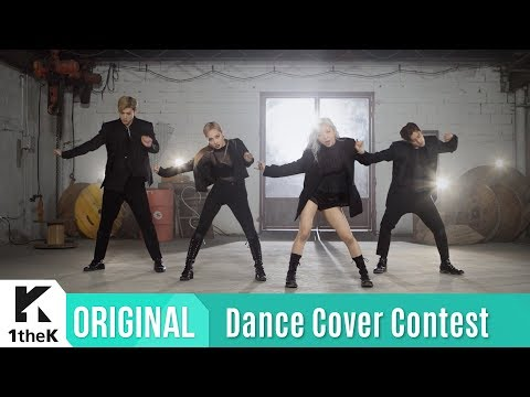 KARD(카드) _ Dumb Litty 댄스커버 컨테스트 | KARD _ Dumb Litty (mirrored Ver.) | 1theK Dance Cover Contest