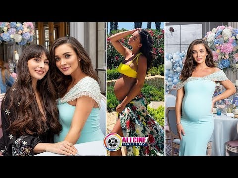 Amy Jackson Baby Shower Function Photos & Baby Bump Pics Mp3