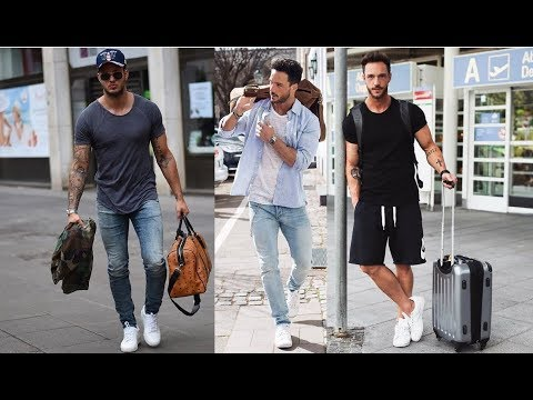 Travelling Outfit Ideas For Men/Men Fashion Tip