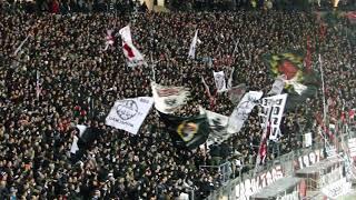 Eintracht Frankfurt - FC Bayern München 09.12.2017