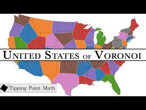 United States of Voronoi
