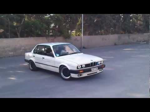 BMW E30 316i drift-fun