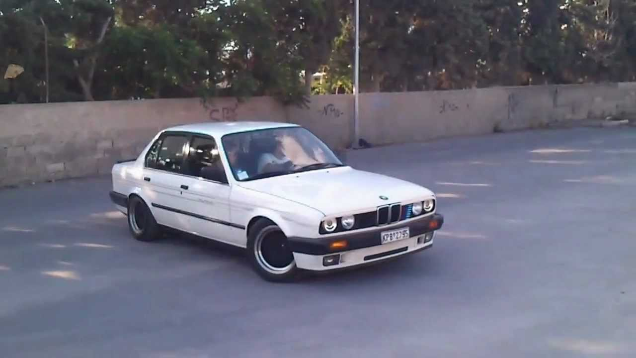 Bmw E30 316i : bmw e30 316i drift fun youtube ~ Melissatoandfro.com Idées de Décoration