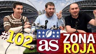 Zona Roja NFL #102: Acción de Gracias a la NFL