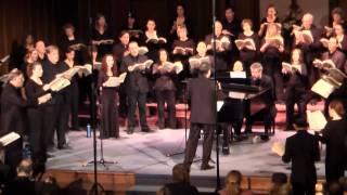 Brahms Requiem: 3. Herr, lehre doch mich (2011) - Scott Graff