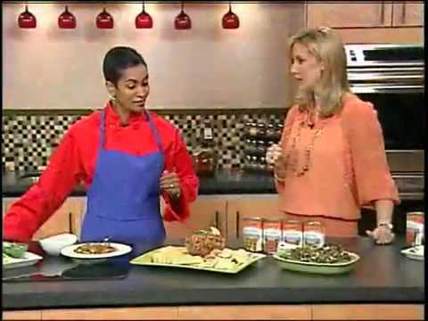 Glory Foods Sensibly Seasoned on Lifetime's Balancing Act With Chef Dee Lennox