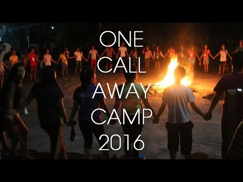 "2016 CJOL North Manila Youth Camp / ""One Call Away"""