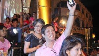 Sen. Bongbong Marcos - Da Real Macoy Concert 2, Batac, Ilocos Norte 11-Sept-2013)