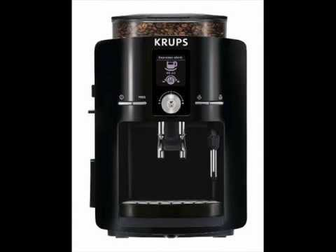 krups coffee maker - YouTube