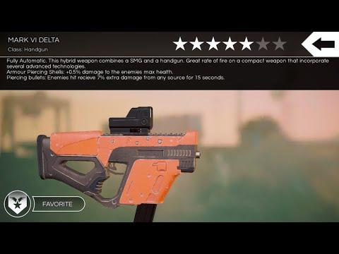Afterpulse 5* MARK VI DELTA Review 😈