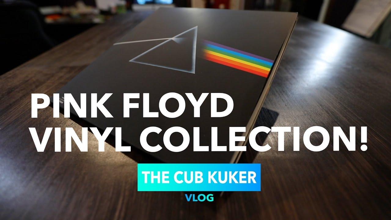Pink Floyd Vinyl Studio Album Collection 2016 - Review & Unboxing!