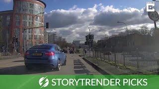 Shocking Dangerous Driving Caught On Camera
