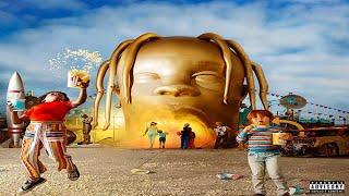 Travis Scott - Stop Trying To Be God Instrumental (feat. Kid Cudi) (Reprod. By Osva J)
