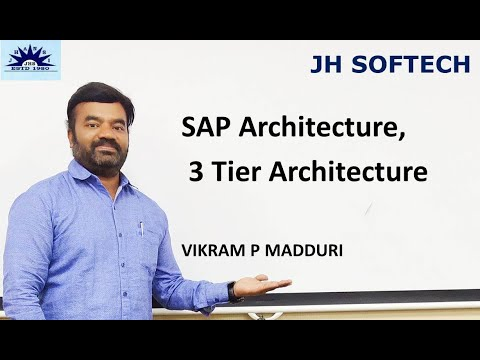 What is 3 TIER Architecture ?