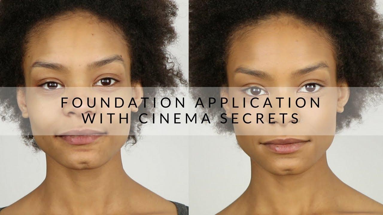 Foundation Lication With Cinema Secrets