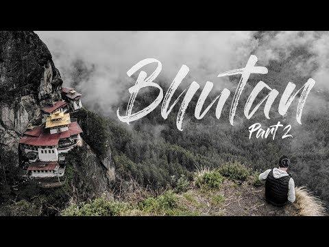 VLOG   E10   Bhutan   The Journey To Tiger's Nest