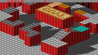 Amiga - Marble Madness - Longplay - 124,780