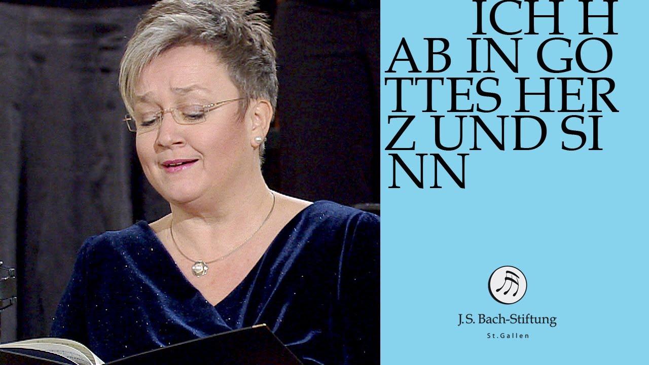 Cantata No. 92: Ich hab in Gottes Herz und Sinn, BWV92