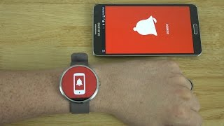 Motorola Moto 360 Smart Watch Review!(Click