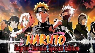   Skyrim Naruto Mod   Special Edition - E1: Welcome To the shinobi World!!!