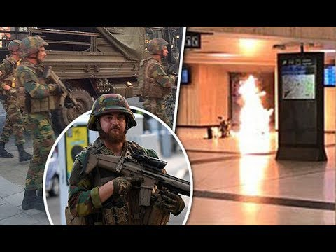 Explosion at Brussels Train Station (Reporters)