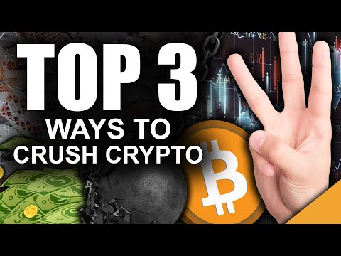 Top 3 Ways to Crush the Crypto Markets & Retire Early in Bitcoin
