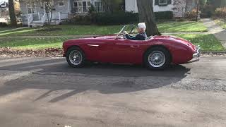 1956 Austin Healey 100 4 BN 2 M